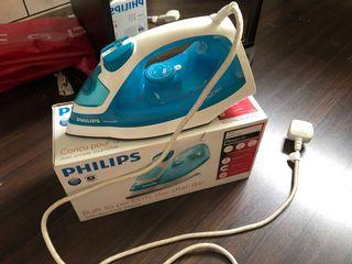 Philips Iron SteamGlide plate