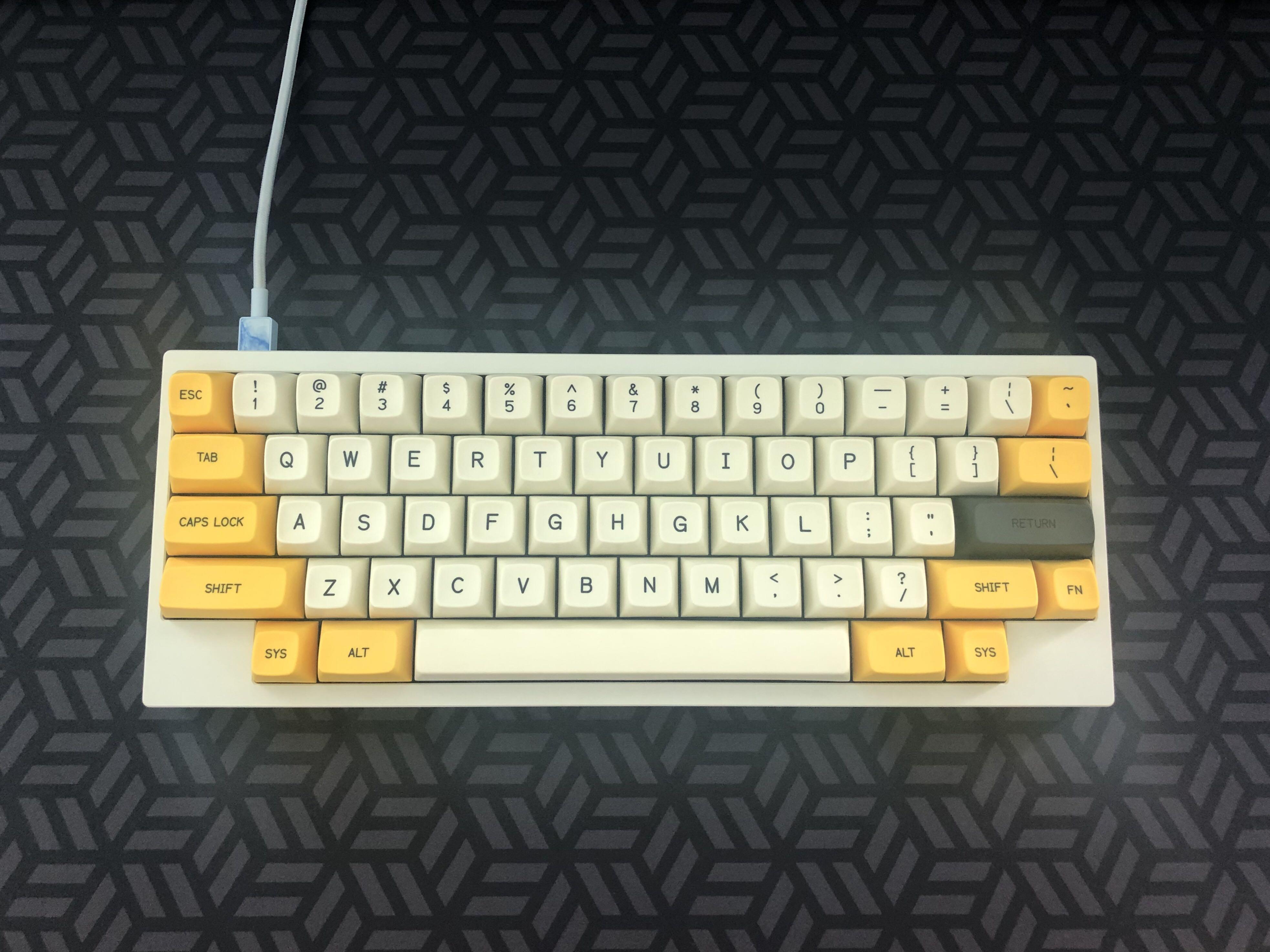 tofu hhkb layout diy kit