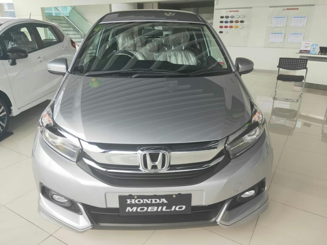 Promo Honda mobilio Dp 28 jt