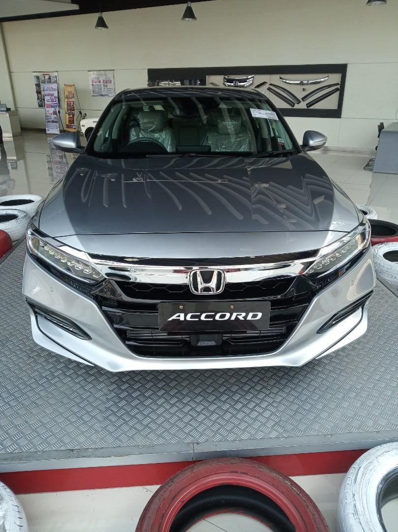 Ready Stock Honda New Accord cashback spesial Akhir Juni