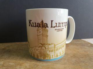 Starbucks 16oz global icon city mug Kuala Lumpur v1