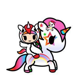 Tokidoki Unicorno NEW STARLINA /& SUPERNOVA Series 8
