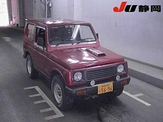 Suzuki Jimny JA11V Manual
