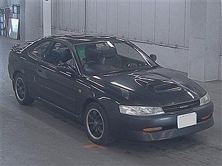 Toyota  COROLLA LEVIN AE86 Manual