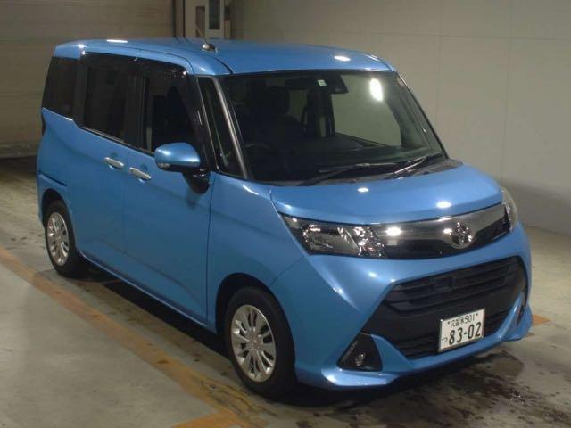 Toyota Tank G-T Auto