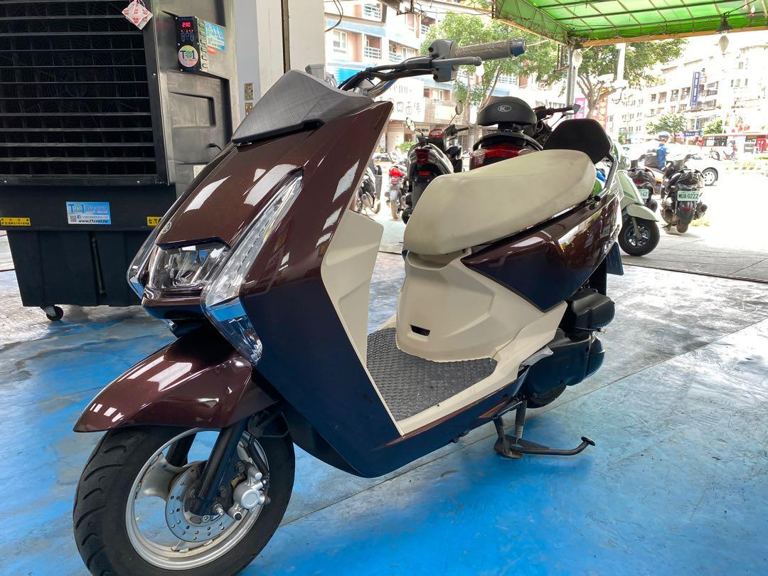 Yamaha limi 115