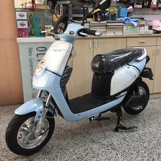 【擱再來】【現貨】☆全新 來克 小蘋果 48V12Ah 500W 免牌照 電動自行車