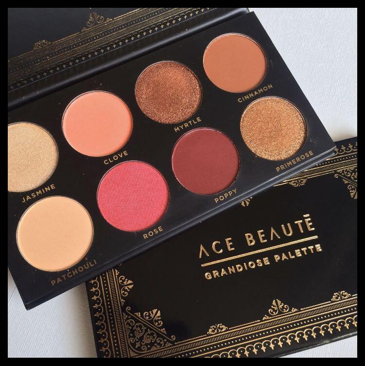 Ace Beauty Grandiose Palette