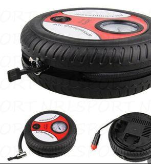 Car Air Pump Compressor Tire Inflator Portable Auto DC 12V Volt 260 PSI