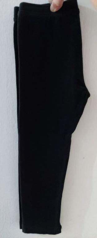 Celana Legging Anak Warna Hitam Bayi Anak Baju Anak Perempuan 1 Hingga 3 Tahun Di Carousell