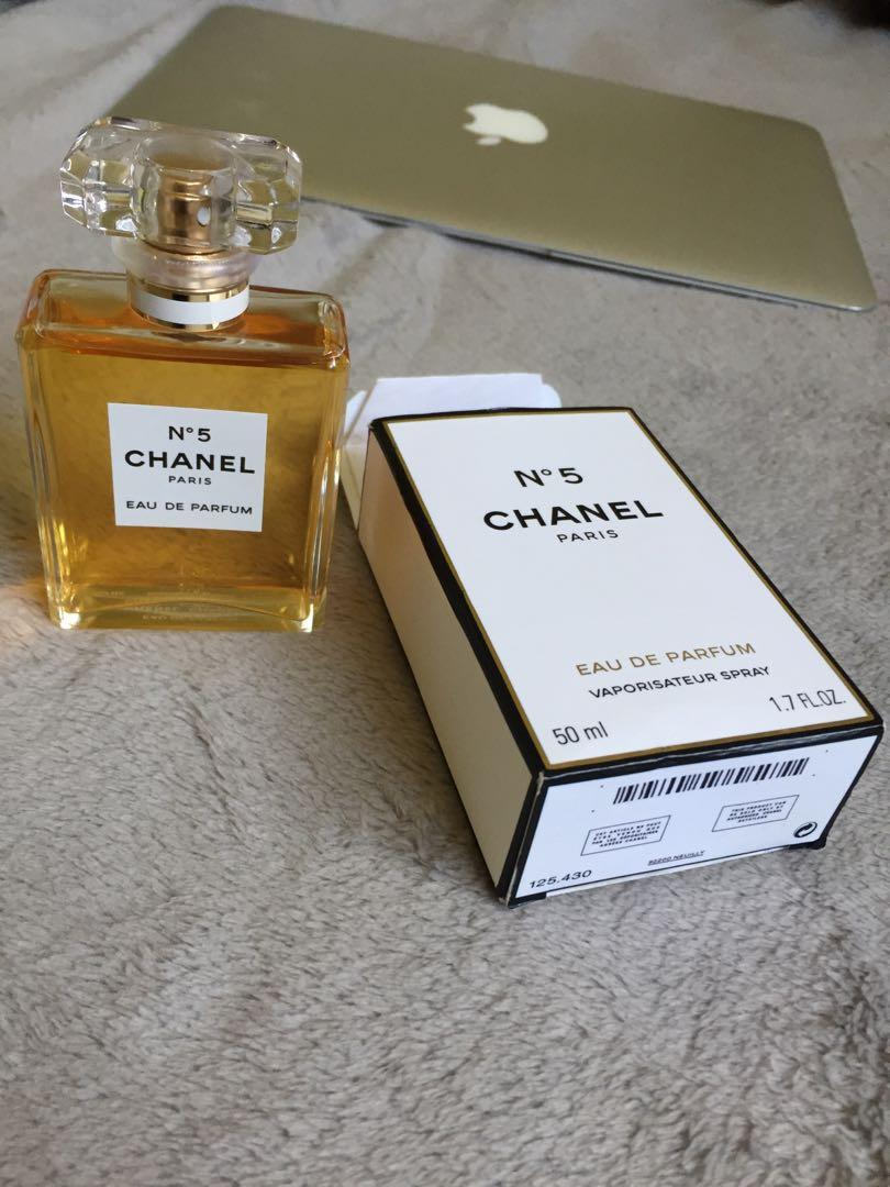 Chanel No.5 Eau de Parfum 50ml