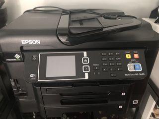 EPSON WF 3640