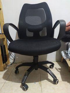 Kursi Kantor Kerja Putar Hidrolik Staff Bos Gaming Chair