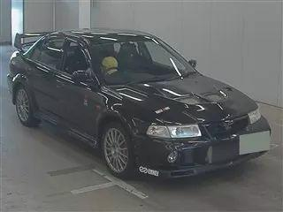 Mitsubishi Lancer evo6 Manual