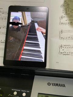 Voice And Piano lesson