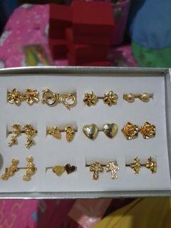 14k Bangkok Thailand Gold Plated