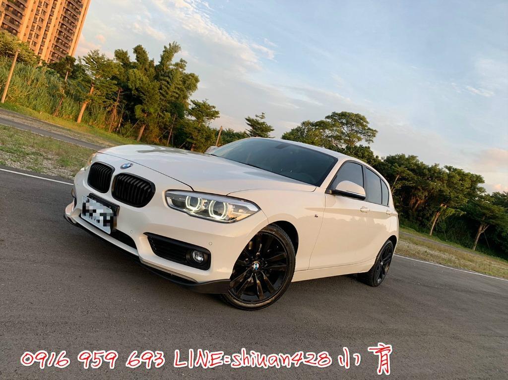 《《 2015年 BMW 總代理 120 i   》》