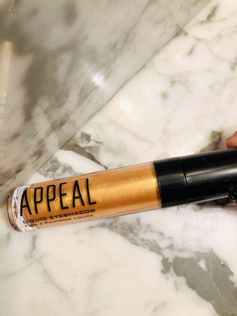 Appeal Cosmetics eye shadow