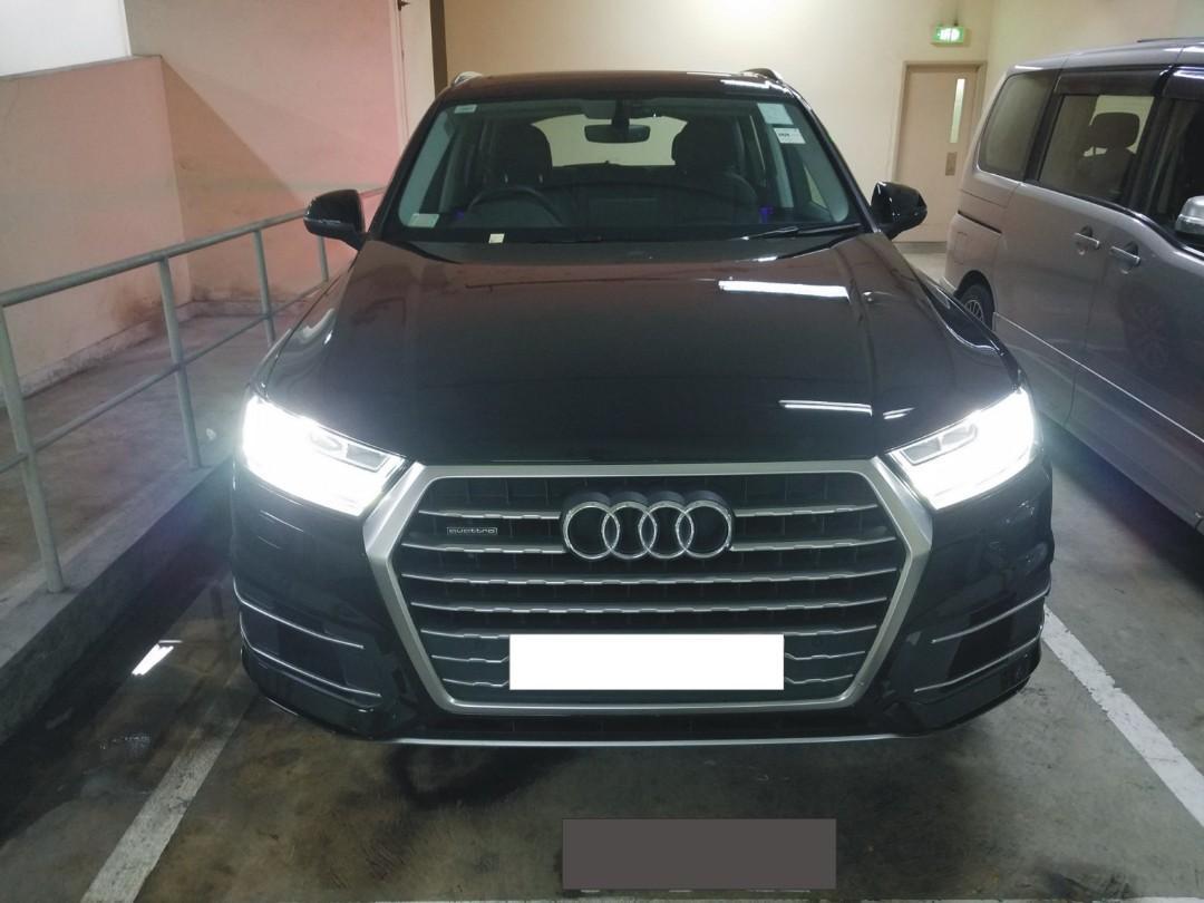 Audi Q7 45TFSI Auto