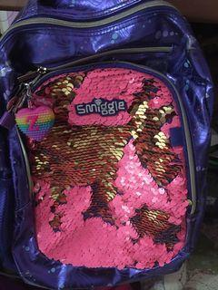Backpack Smiggle ori spore