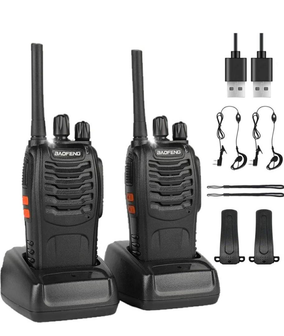 Baofeng Bf 88e Two Way Radio Electronics Others On Carousell
