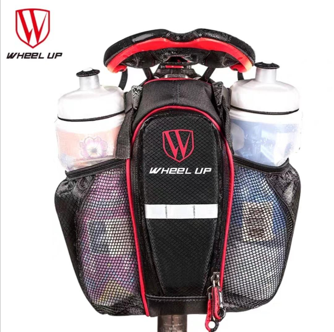 Bicycle Bag Tool Bag Water Bottle Holder Bicycles Pmds Parts Accessories On Carousell