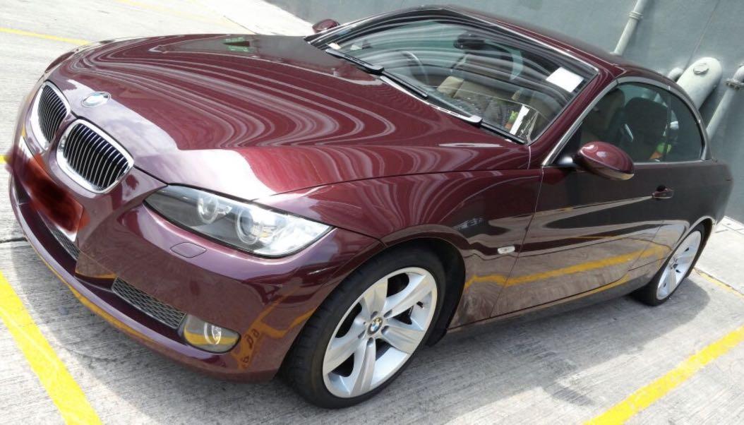 BMW 335i Cabriolet (A)