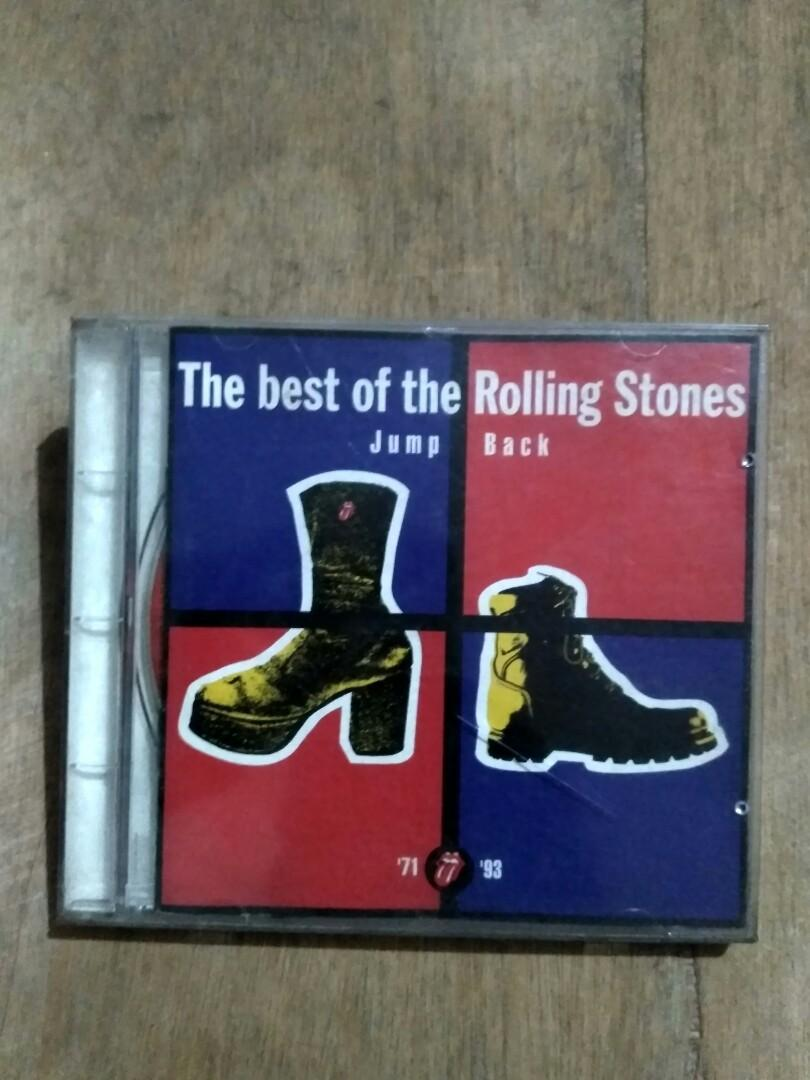 CD original The Rolling Stones - Jump Back