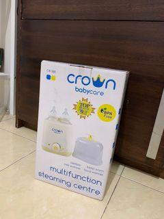 Crown baby care steaming centre