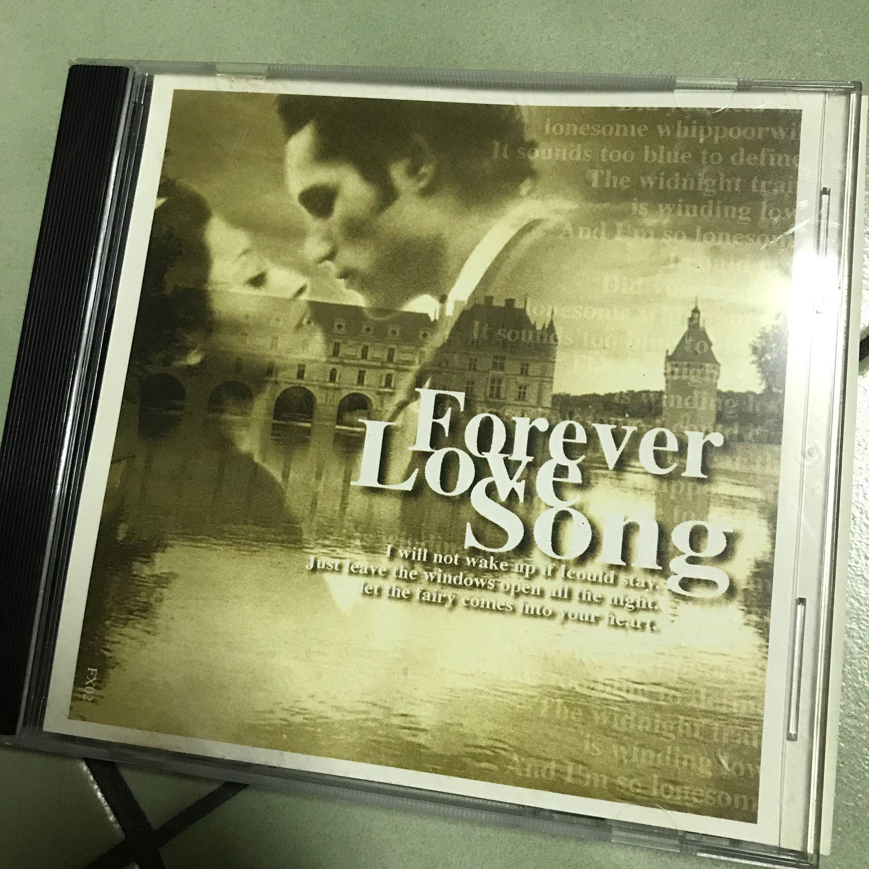 Forever love song 電影配樂