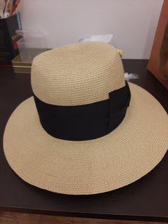 Gucci 草編帽