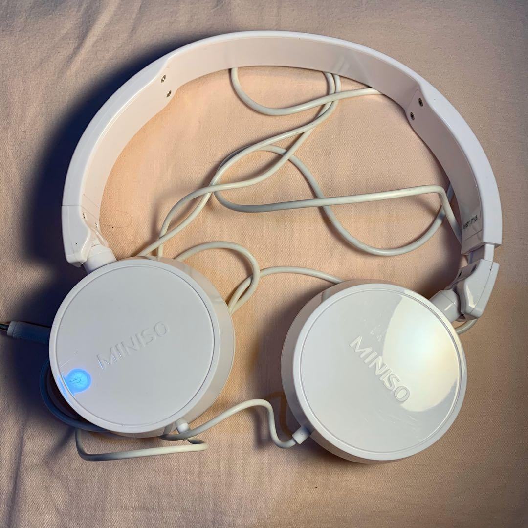 HEADPHONE MINISO (used)