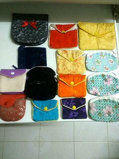 Jewellery/Coin Pouch ($1-$5)