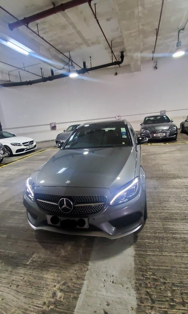 Mercedes-Benz C43 Bitrubo. AMATic Auto