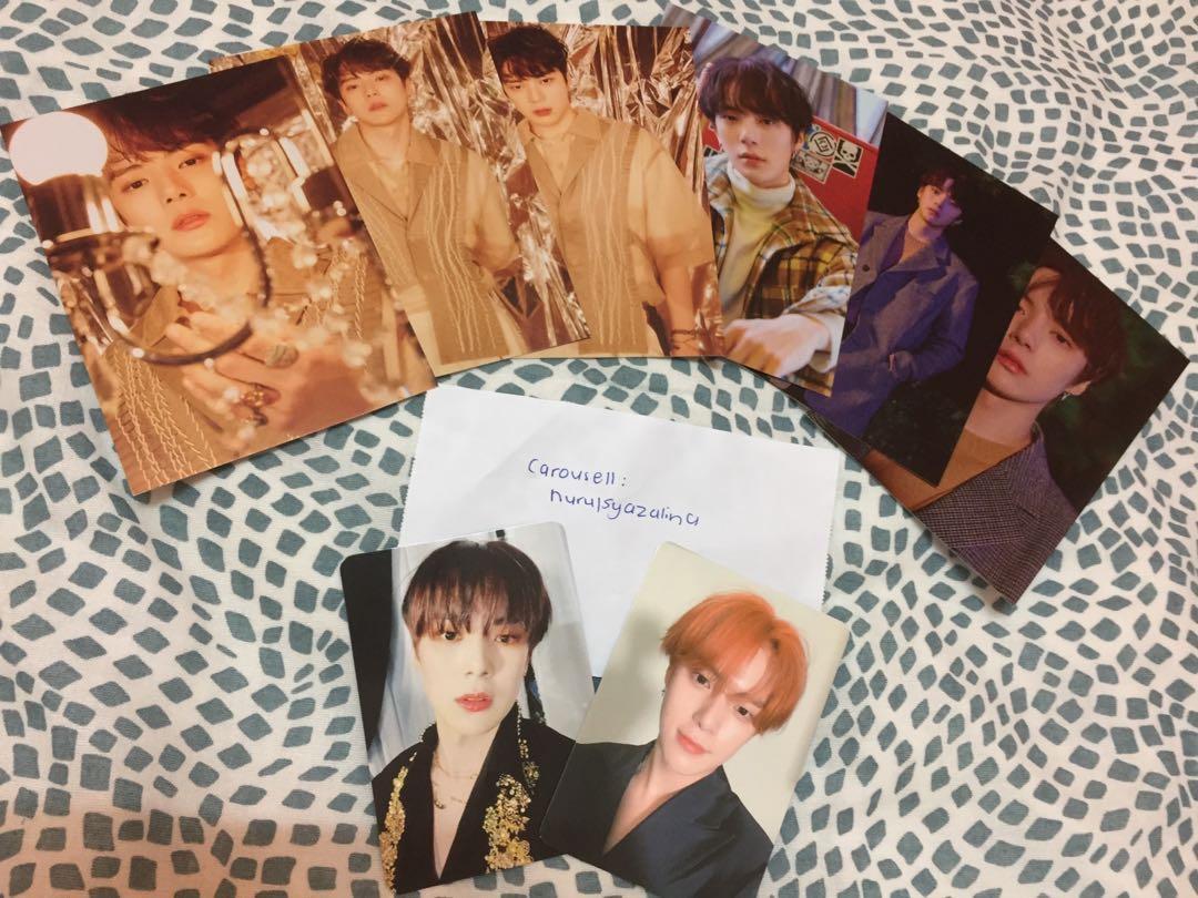 KIHYUN Set OFFICIAL KIHNO Mini FANTASIA Monsta X Kit Album PHOTOCARDS//Postcards