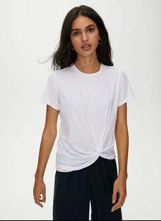 NEW babaton foundation white shirt