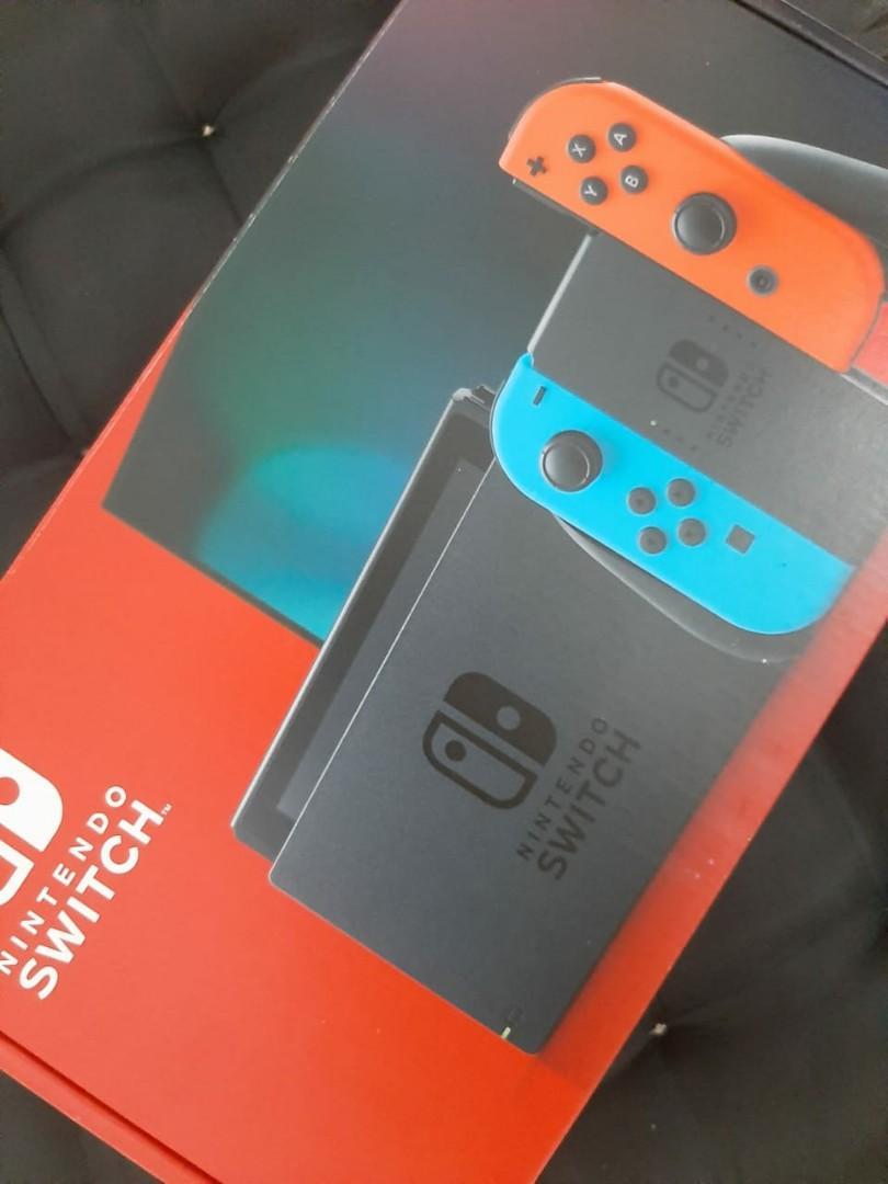 Nintendo Switch V2 For Sale