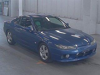 Nissan Silver S15 Manual