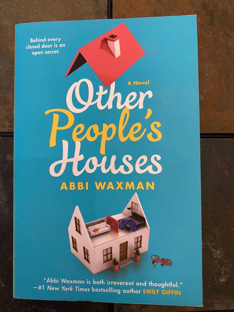 Other People's Houses- Abbi Waxman