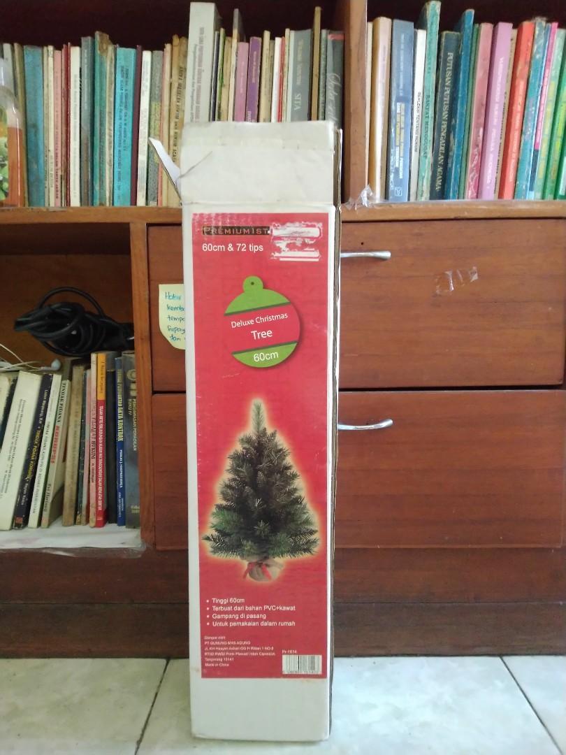 Pohon Natal 60cm