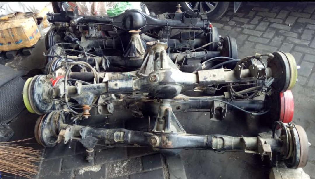 Slongsong gardan komplit inova bensin