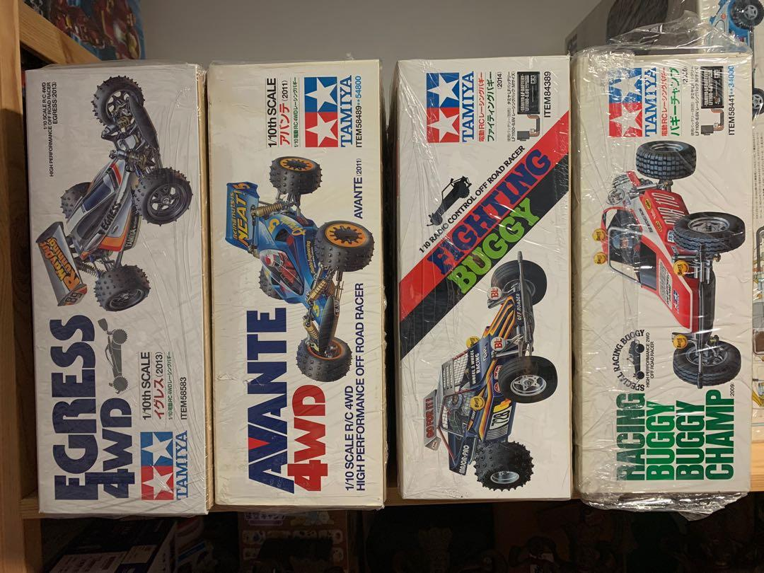 Tamiya R C Kits Nib Toys Games Others On Carousell