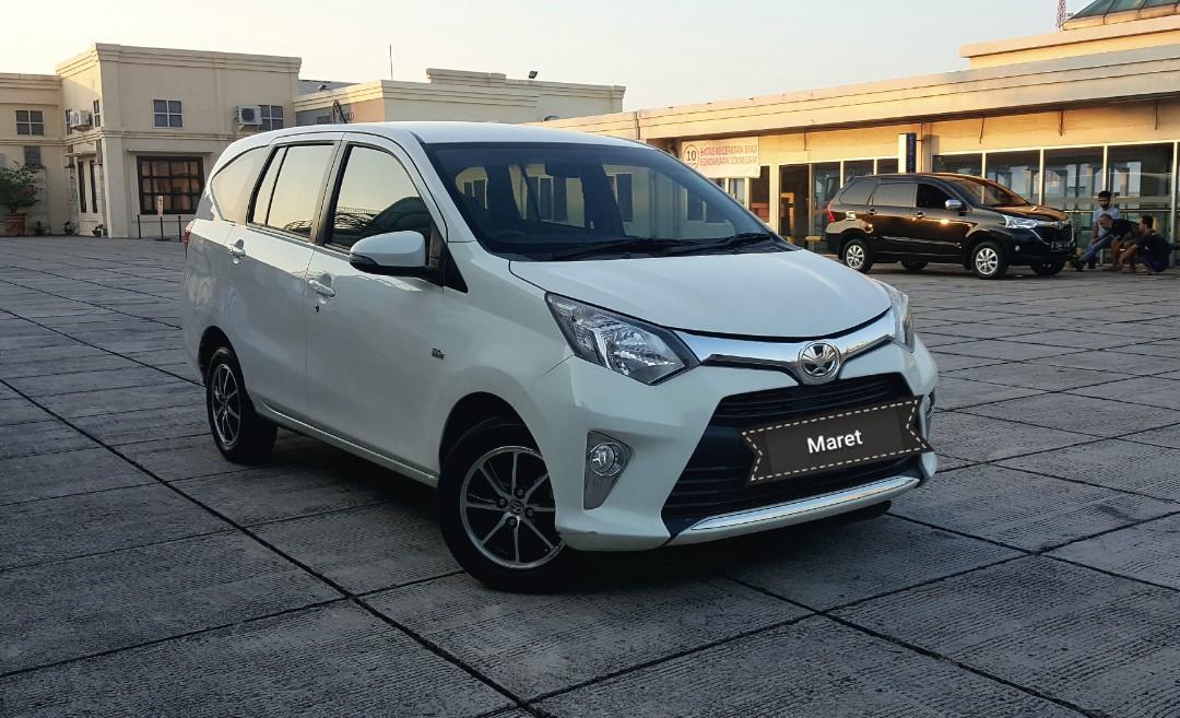 Toyota Calya G 1.2 AT 2018 angs 1.5 jt