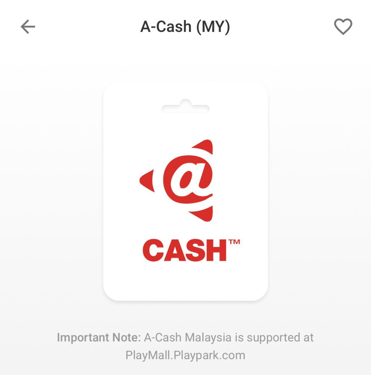 a cash my rm 30 x2 toys games video gaming in game products on carousell carousell