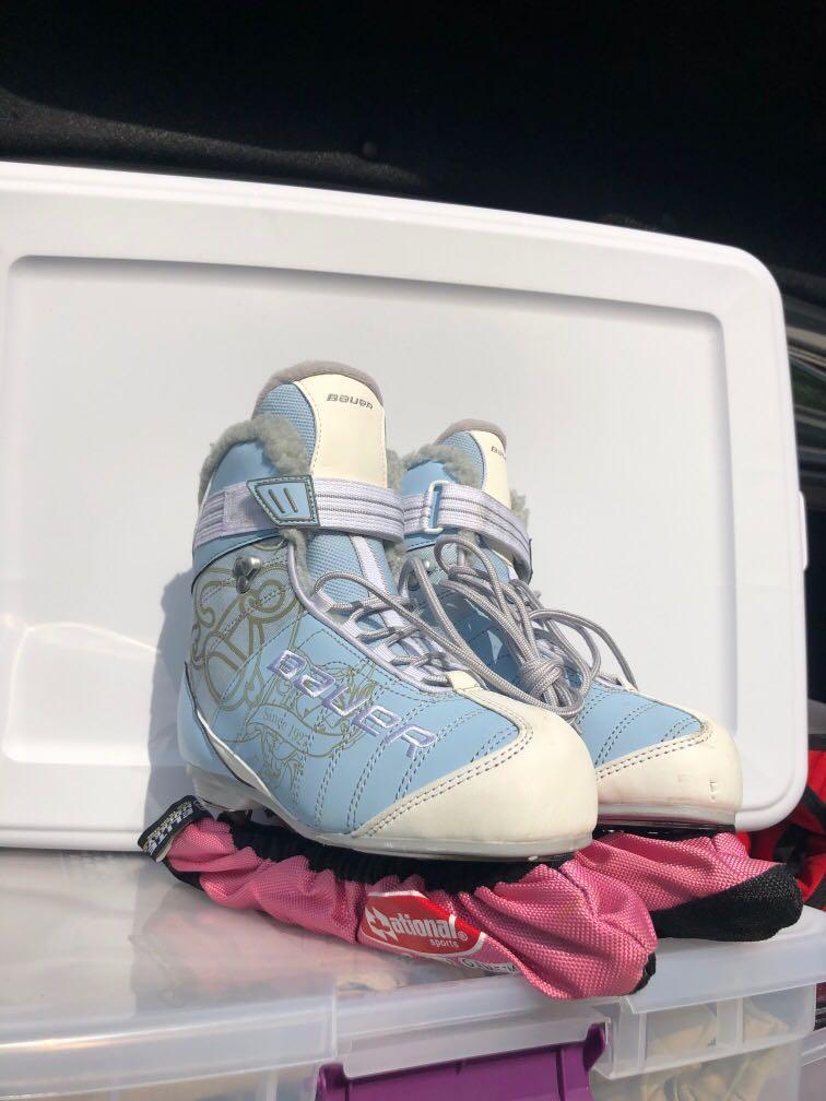 Bauer React - Women's Figure Skates