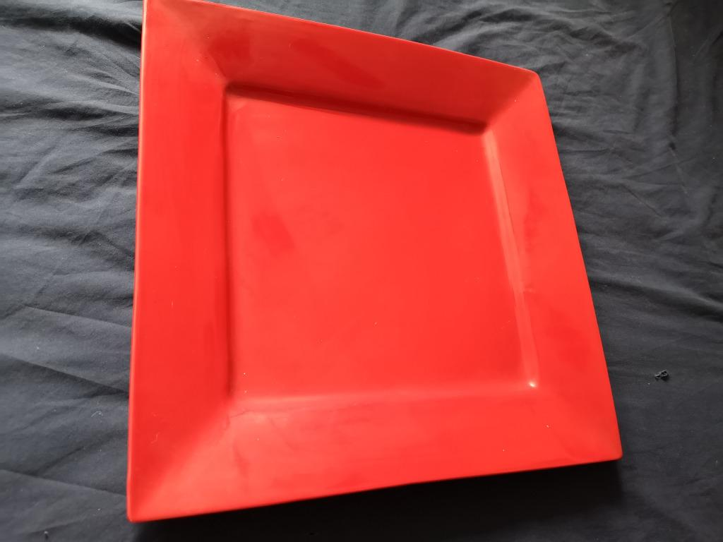 EXTRA LARGE SQUARE SERVING PLATTER - BRAND NEW