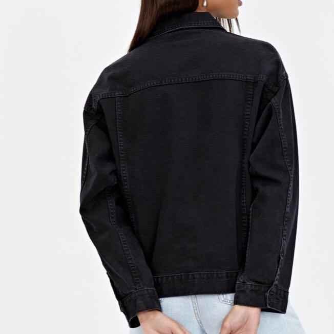 Glassons oversized denim jacket