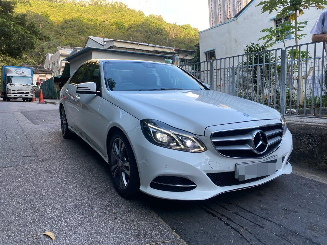 Mercedes-Benz E200 Facelift premium edition Auto