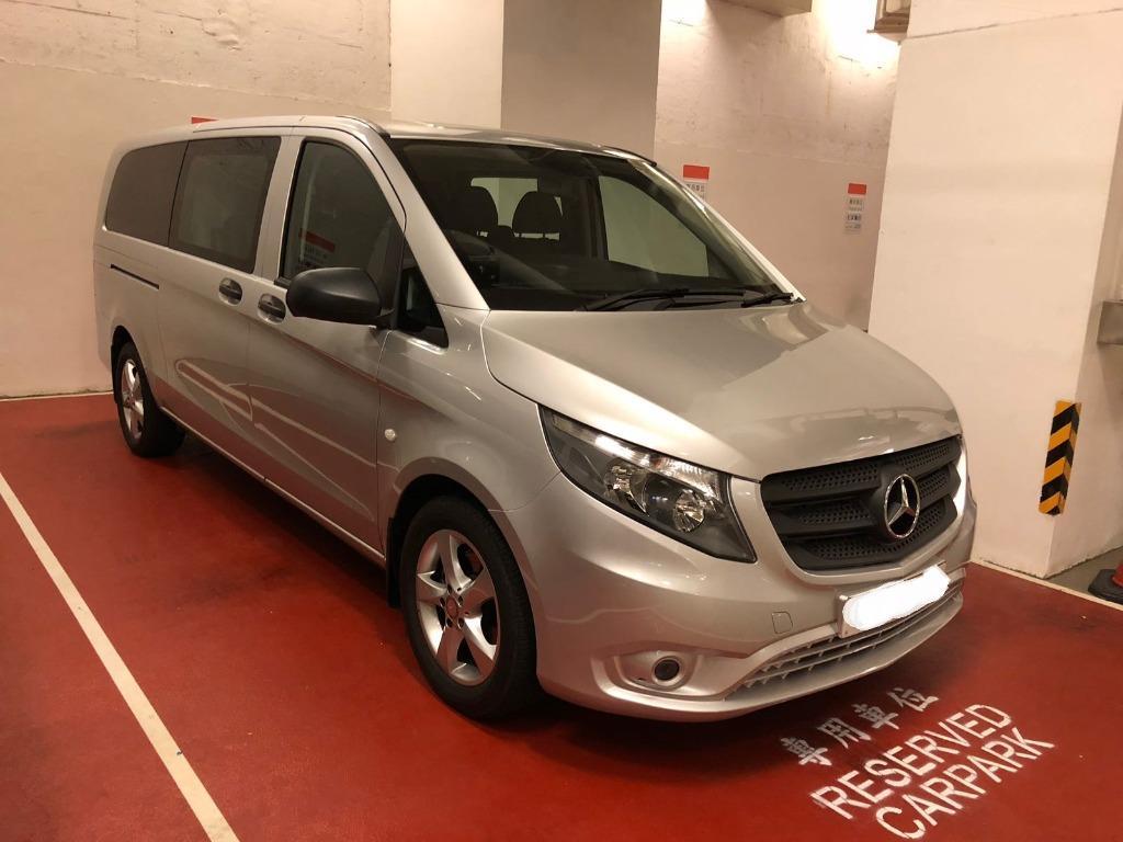 Mercedes-Benz Vito 116 LWB Auto