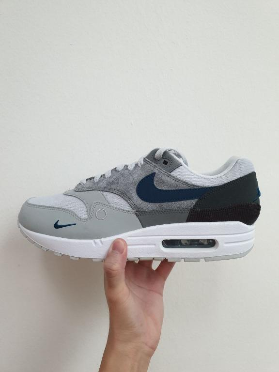 Nike Air Max 1 London Men S Fashion Footwear Sneakers On